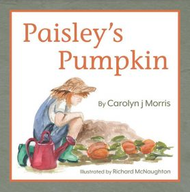 Paisley's Pumpkin